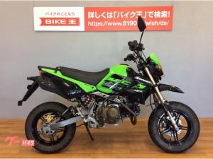カワサキ/KSR110 セル付き・マニュアルタイプ
