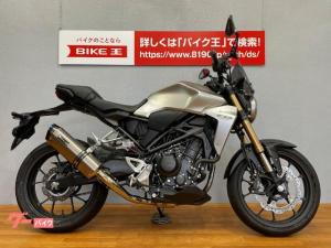 ホンダ/CB250R WR'Sマフラー・ABS装備・デイトナUSB付