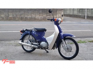 ホンダ/スーパーカブ110 日本製