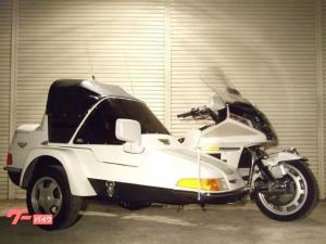 ホンダ/ゴールドウイング GL1500SE 4人乗り サイドカー