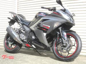 カワサキ/Ninja 250 ABSモデル アンテナ別体式ETC リアキャリア