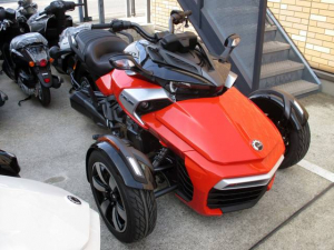BRP/can-am SPYDER F3-S SE6