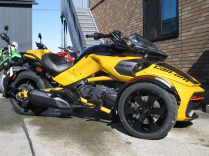 トライク/トライク can-am SPYDER F3S DAYTONA500