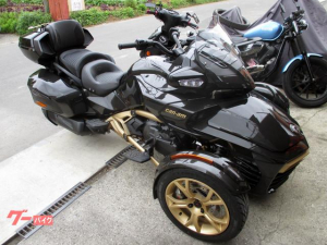 BRP/can-am SPYDER F3 LIMITED 10thモデル