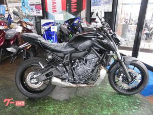 ヤマハ/MT-07 ABS 2021モデル