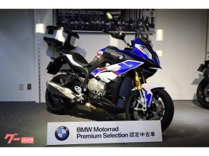 BMW/S1000XR トップケース・フレームスライダー