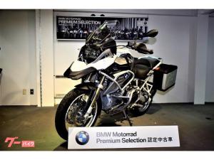 BMW/R1200GS パニア・ヨシムラサイレンサー・社外エンジンガード