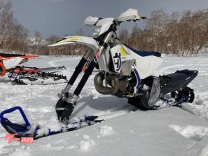 スノーバイク/TE300i/YETI 129FR