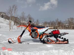 スノーバイク/スノーバイク 450SX-F HERLINGS REPLICA/ARO 3 LE
