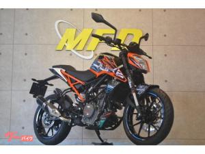 KTM/250デューク ABS 現行正規モデル 2019年