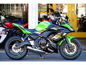 カワサキ/Ninja 650 ABS KRT Edition