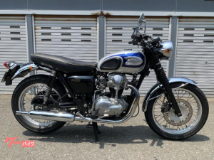 カワサキ/W650 初期型 ローハンドル