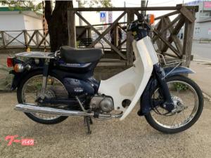 ホンダ/スーパーカブ50DX 1993