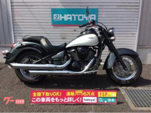 カワサキ/バルカン900クラシック サドルバッグステー