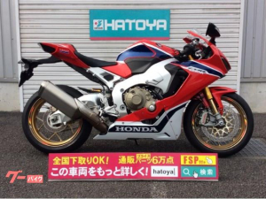 ホンダ/CBR1000RR SP