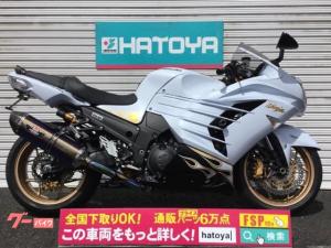カワサキ/Ninja ZX-14R 正規逆輸入車 ETC ヨシムラマフラー