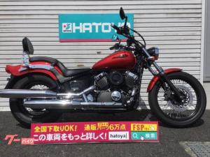 ヤマハ/ドラッグスター400 バックレスト