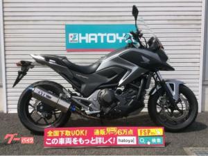 ホンダ/NC750X タイプLD ABS ETC ロングスクリーン