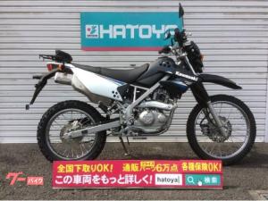 カワサキ/KLX125 2014年モデル