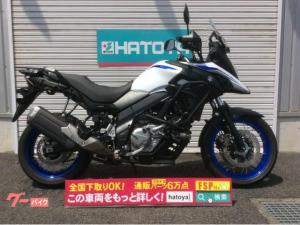 スズキ/V-ストローム650XT ETC エンジンガード