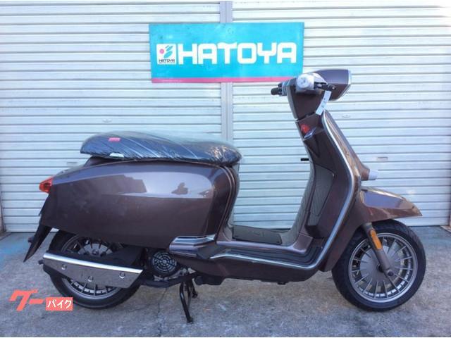 LAMBRETTA V125 Specialの画像(埼玉県
