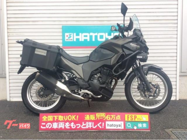 カワサキ VERSYSーX 250 ツアラー ETC パワーBOXの画像(埼玉県