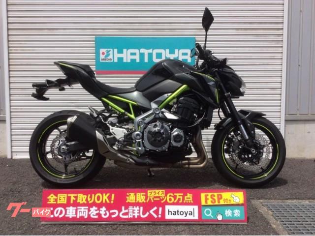 カワサキ Z900 ワンオーナー スライダー ラジエータースクリーンの画像(埼玉県