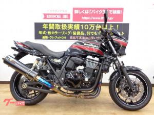 カワサキ/ZRX1200 DAEG ノジマフルエキマフラー シフトインジケーター他