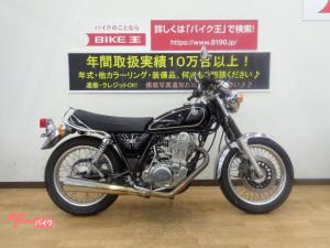 ヤマハ/SR400 インジェクションモデル 社外マフラー スマホホルダー