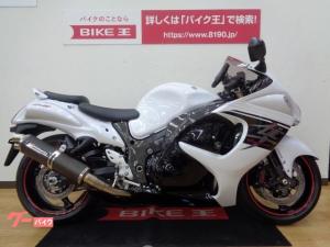 スズキ/隼 ワンオーナー 国内モデル ヨシムラマフラー装備