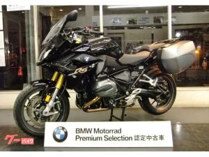 BMW/R1200RS パニアケース付き BMW認定中古車
