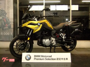 BMW/F750GS Premium Line パニア付