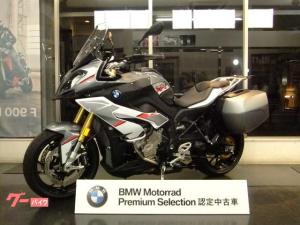 BMW/S1000XR BMW認定中古車 パニアケース付き