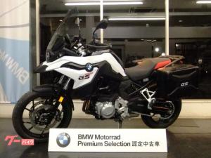BMW/F750GS パニアケース付 BMW認定中古車