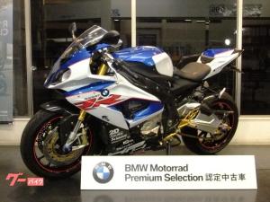 BMW/S1000RR カーボンパーツ多数付 BMW認定中古車