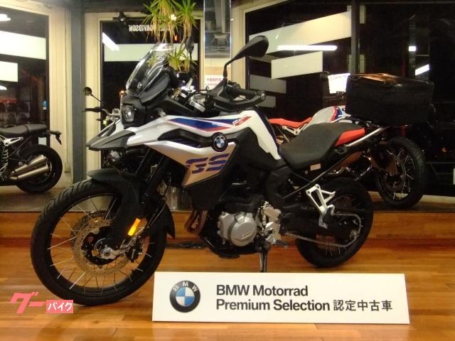 BMW F850GS スタンダード ブラックスポークホイール BMW認定中古車の画像(東京都