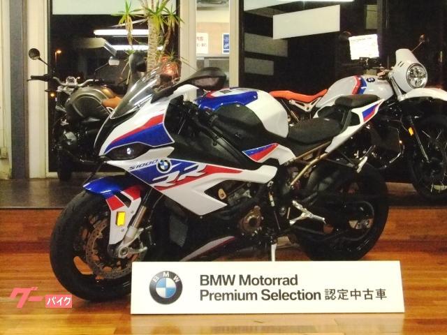 BMW S1000RR Mパッケージ DDCなし BMW認定中古車の画像(東京都