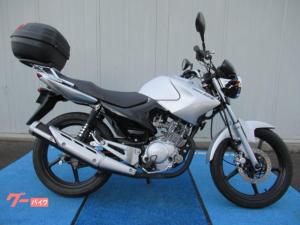 ヤマハ/YBR125 FI YSP限定モデル