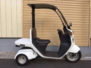 ホンダ/ジャイロキャノピー 4サイクル ミニカー仕様 デッキ