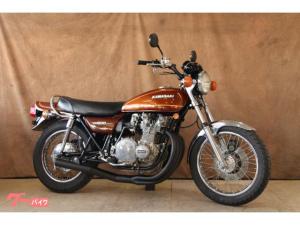 カワサキ/Z900 KZ900 純正ダイヤブラウン ショート管仕様