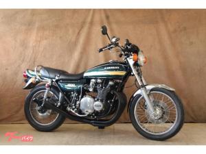 カワサキ/Z1000 KZ1000 最終型丸ゼット BLACKエンジン仕様