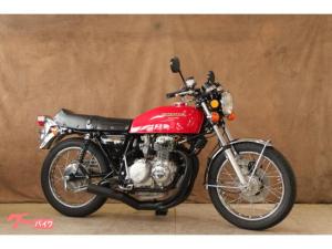 ホンダ/CB400F(408cc) オイルクーラー ステダン付きショート管仕様