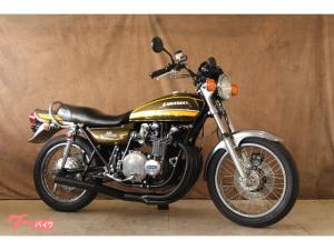 カワサキ/Z900 KZ900 ゼットワンLOOK TIGER BLACKエンジン仕様