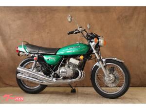 カワサキ/KH400 77 US MODELキャンディー EMERALD GREEN