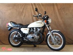 スズキ/GS400 Hリム KONIサス他 PEARL WHITE E2カスタム