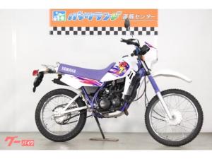 ヤマハ/DT50 社外ハンドル リアキャリア