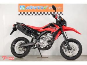 ホンダ/CRF250M ナックルガード SP忠男パワーボックス リアキャリア