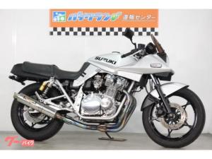 スズキ/GSX1100S KATANA 前後社外ウインカー マルチリフレクターヘッドライト ヨシムラマフラー オーリンズショック