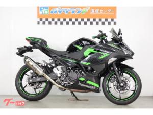 カワサキ/Ninja 400 ABS ETC 社外スクリーン 社外ミラー ヨシムラマフラー