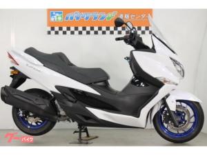 スズキ/バーグマン400 ABS ETC